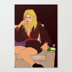 Good Night?Bad Night? Canvas Print