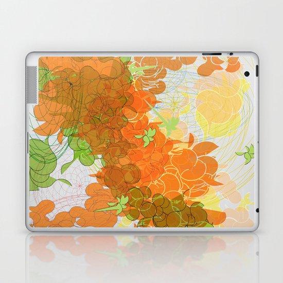 vegetal growth Laptop & iPad Skin