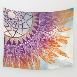 dreamcatcher: mining for the meaning Wall Tapestry