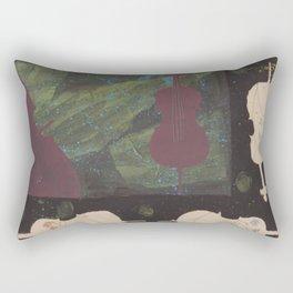 Cellos Rectangular Pillow
