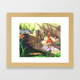 Arriety Framed Art Print
