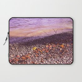 Lake Windermere Shore, The Lake District - Nature Photography Laptop Sleeve