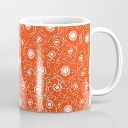 Florida fan gators university orange and blue team spirit football college sports Coffee Mug