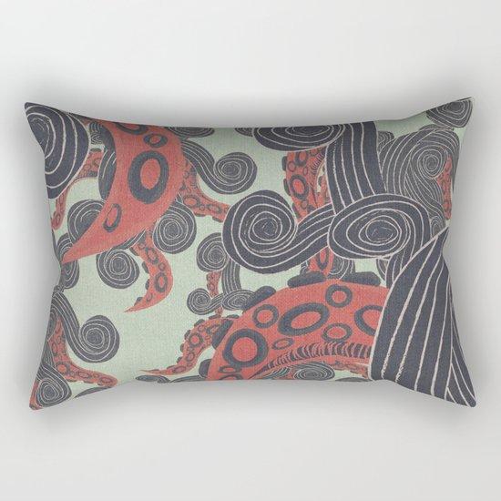 SEA ADVENTURE Rectangular Pillow