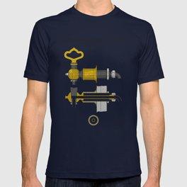 Beer Faucet Patent T-shirt