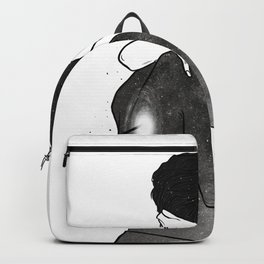The love arrow. Backpack