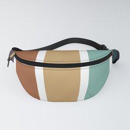 Stripes Pattern No.14 Fanny Pack