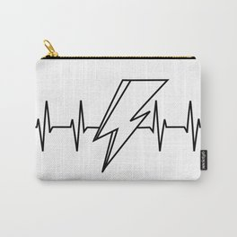 Bowie Heartbeat Carry-All Pouch