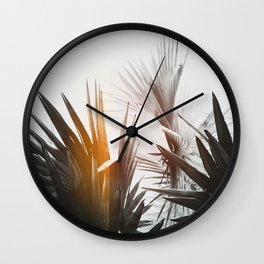 Flare #1 Wall Clock