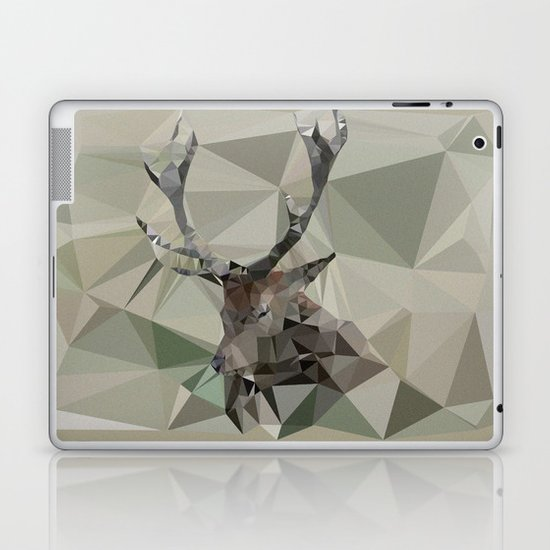 Cervus Elaphus Laptop & iPad Skin