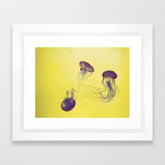 grape jellies Framed Art Print