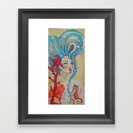 Ningyo Framed Art Print