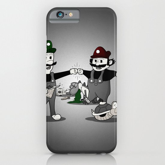 Super Smash'd Bros. iPhone & iPod Case