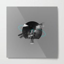 SPACE DREAM Metal Print