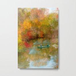Autumns Beauty Metal Print