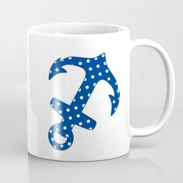 Levando Anclas Azul Coffee Mug