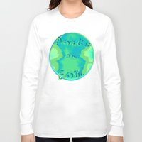 paradise Long Sleeve T-shirts featuring Paradise by Christy Leigh