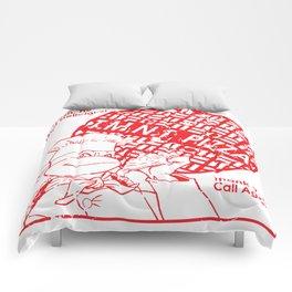 TMNT Pizza Comforters
