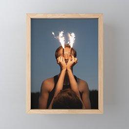 Blow Up Framed Mini Art Print