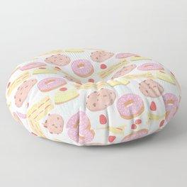 Pastries Floor Pillow