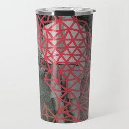 Origami Boy Travel Mug