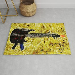 ROCK AND ROLL - 017 Rug