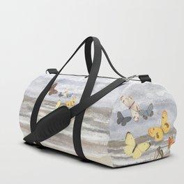 Butterfly escape Duffle Bag