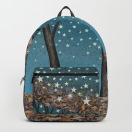 starlit foxes Backpack