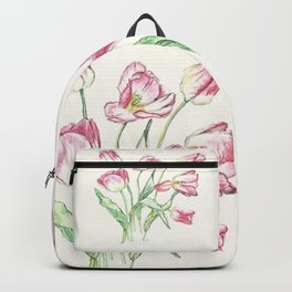 Triumph Tulips Backpack