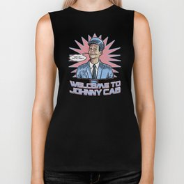 Johnny Cab - Total Recall Biker Tank