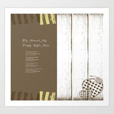 Spread 6 Art Print