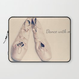 Dance with Me Laptop Sleeve