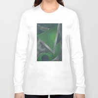 jazz Long Sleeve T-shirts featuring Jazz by victorygarlic - Niki