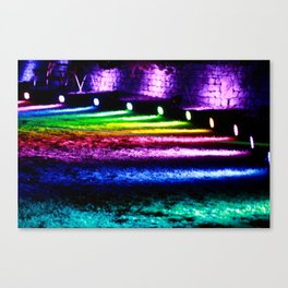 True colours Canvas Print