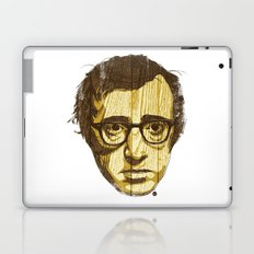 Woody Laptop & iPad Skin