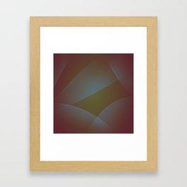 Quincy, Corduroy, Kabul, Buccanir & Costa Del Sol Colors Framed Art Print