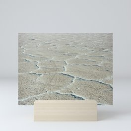 Salt Flats #2 Mini Art Print