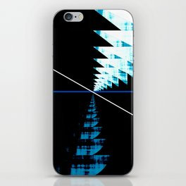 Rupture Point iPhone Skin