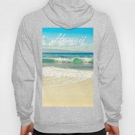 Hawaii Graphic Tropical Beach Decor Hoody