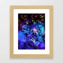 γ Aquilae Framed Art Print