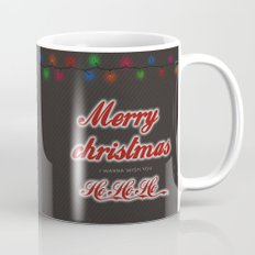 I wanna wish you Merry Christmas.. Mug