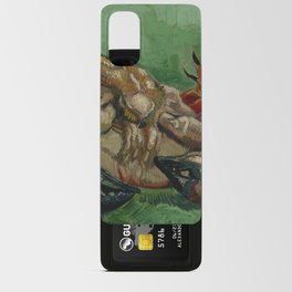 Vincent van Gogh - A crab on its back Android Card Case