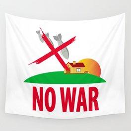 No war Wall Tapestry