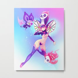 Nonon and Company Metal Print