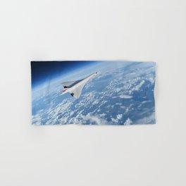 Concorde - Earth Curvature Hand & Bath Towel