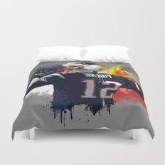 Tom Brady Duvet Cover