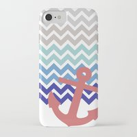 nautical iPhone & iPod Cases featuring Nautical  by emain