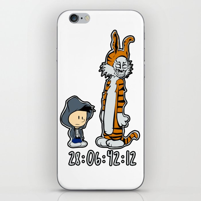 Donnie and Frank iPhone Skin