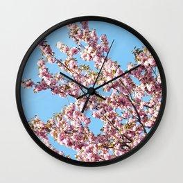 Sakura Wall Clock