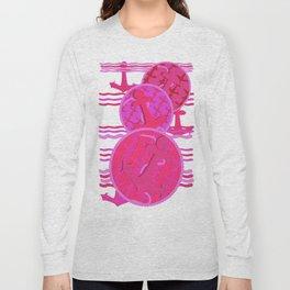 Girls at Sea Long Sleeve T-shirt